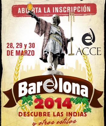Participación a la convención anual ACCE 2014 a Barcelona
